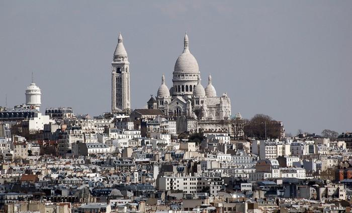 Сакре-Кёр - Достопримечательности Парижа