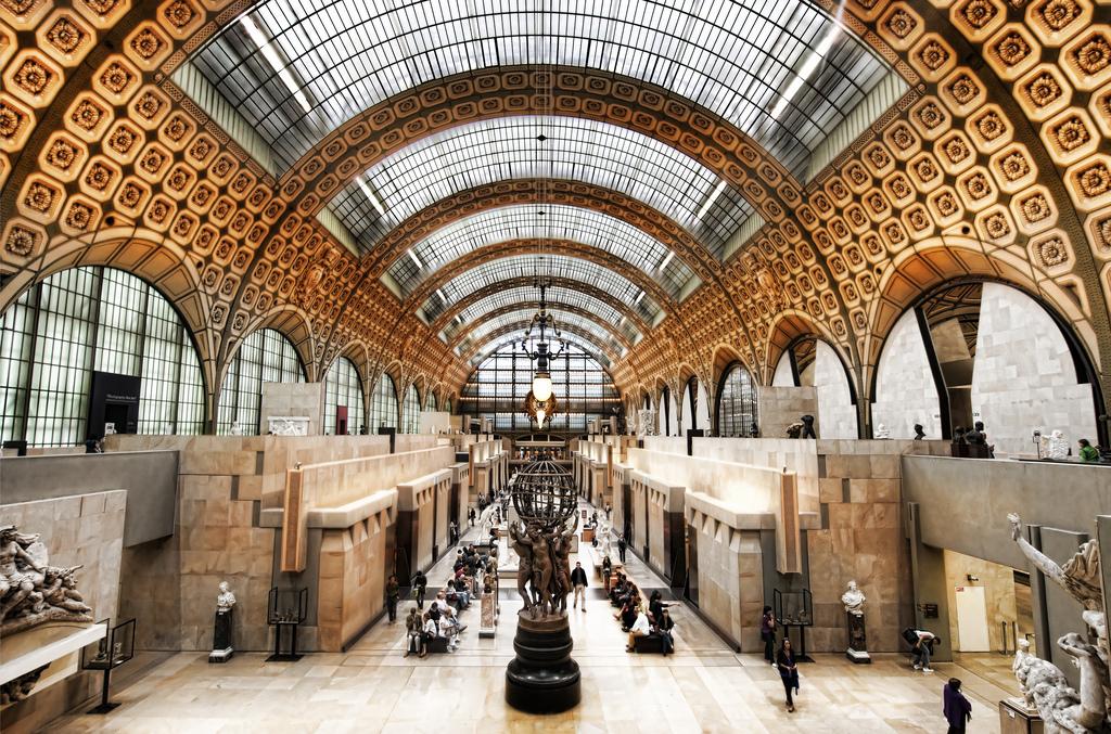 Французкий музей орсе в париже