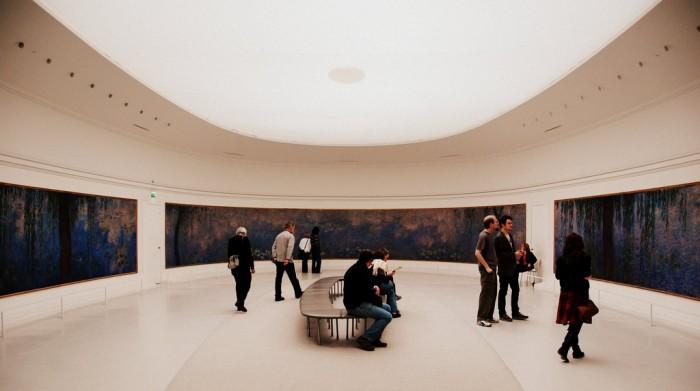 Musée de l'OrangerieBy LWY@Flickr