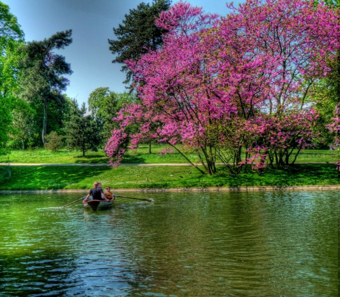 Венсенский лес (first day of May in Bois De Vincennes | alainlm | Flickr)