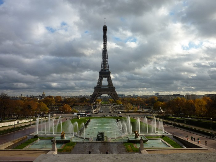 Эйфелева башня - в 5 округе (Eiffel Tower | Sean MacEntee | Flickr)