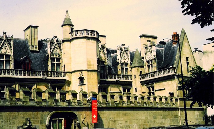 Musée Cluny (Paris´03 By Jaume Meneses@Flickr)