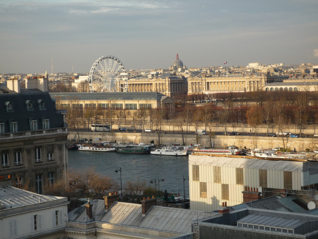 Париж в ноябре поездка в париж