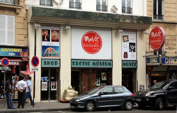 Парижский музей эротики (Edal Anton Lefterov@Wikimedia Commons)