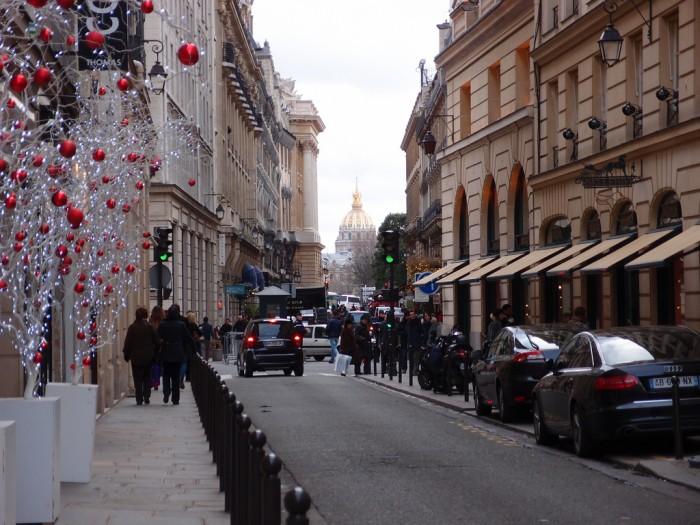 Зимой в париже — повсюду parisby @flickr