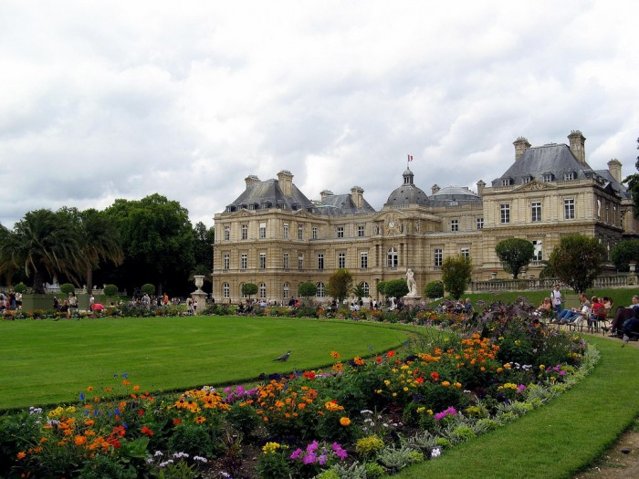 Jardin du Luxembourg By HarshLight@Flickr