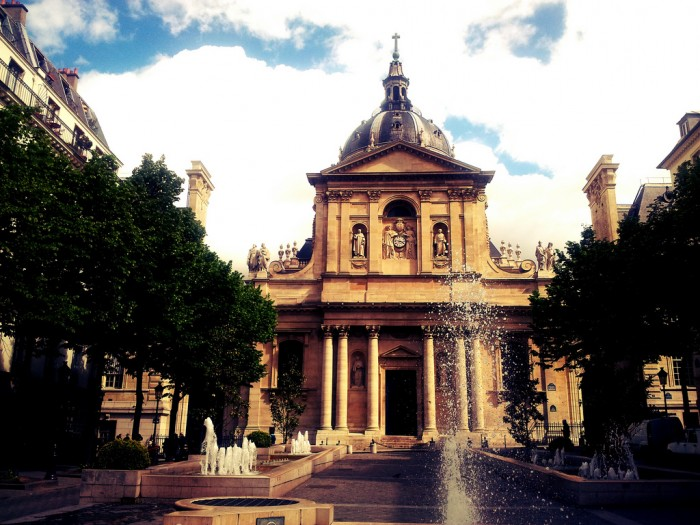 La Sorbonne By Saturne on Flickr