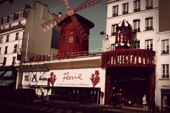 """Мулен Руж"" - самое известное кабаре мира (Le Moulin Rouge | El Bichólogo Errante | Flickr)"