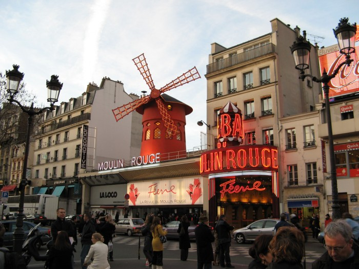Moulin Rouge (Pigalle)By Olivier Bruchez @ Flickr