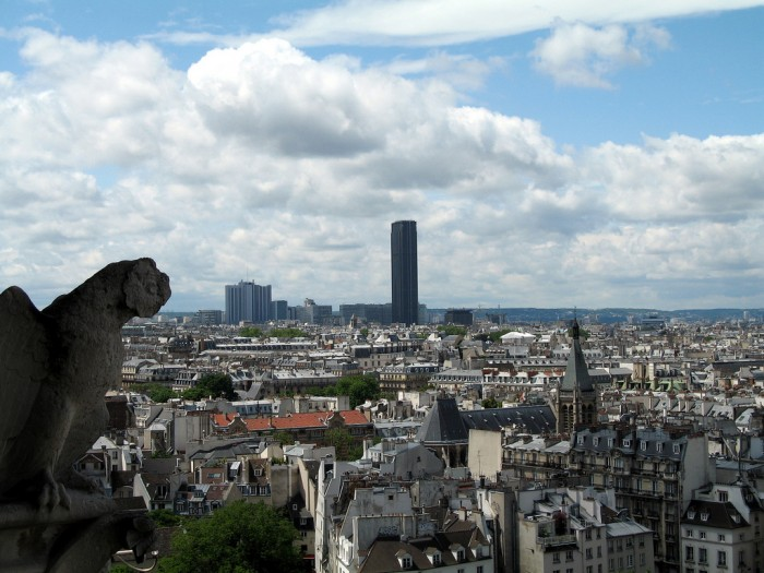 Paris et la Tour Montparnasse By MPD01605 @ Flickr