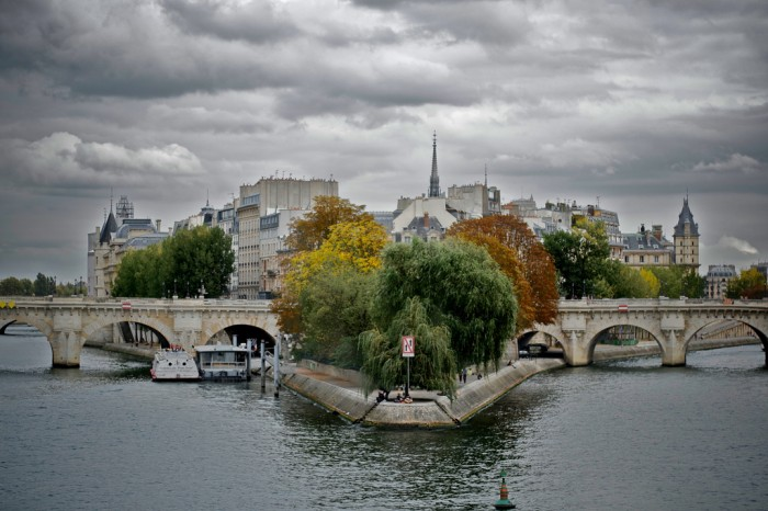 Paris - Île de la CitéBy Nicolas Buffard on Flickr