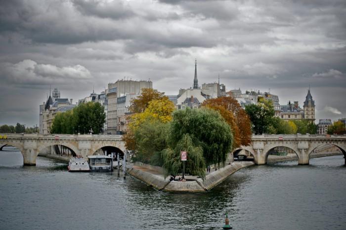 Paris - Île de la CitéBy Nicolas Buffard on Flickr