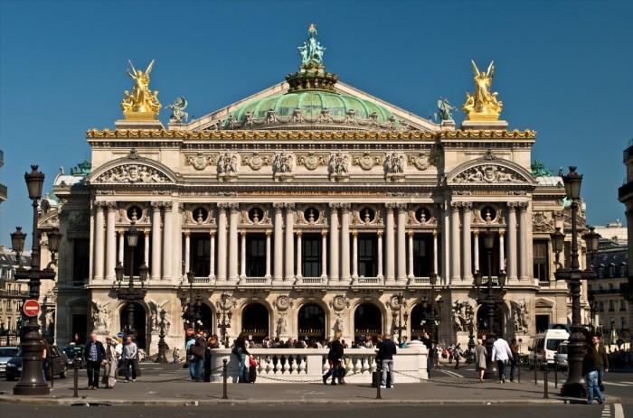 Парижская опера (Peter Rivera on Flickr)